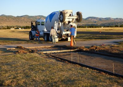 Pouring Taxiway 8-9-16 3